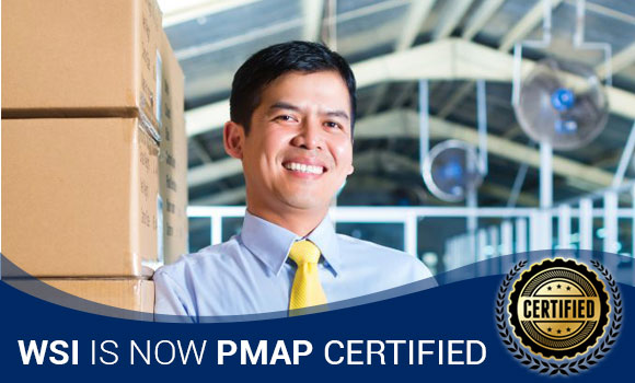 WSI is now PMAP Certified