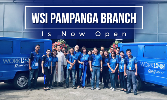 WSI Pampanga Branch Is Now Open
