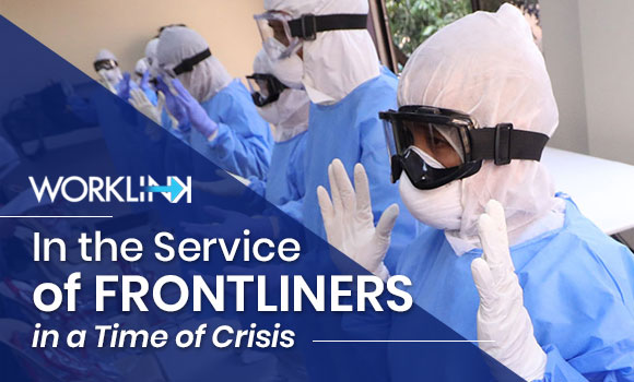 Worklink: In the Service of Frontliners in a Time of Crisis
